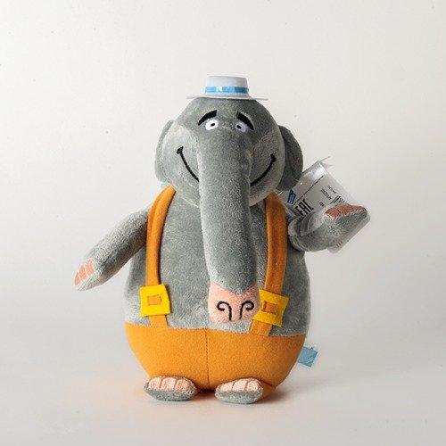"""Летающие звери: мягкая игрушка """"Слон Прабу"""""""