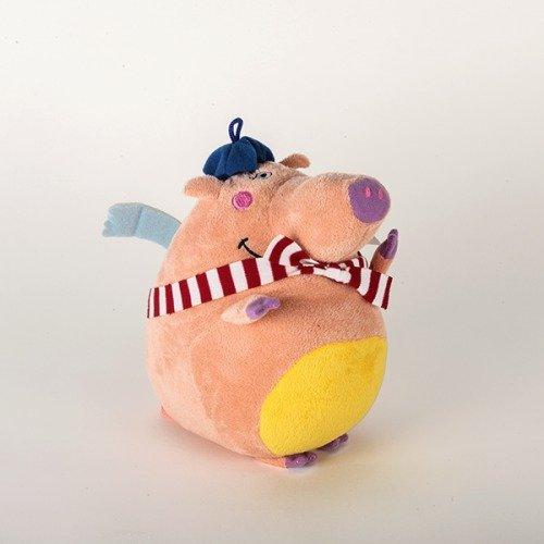 """Летающие звери: мягкая игрушка """"Свинка Софи"""""""