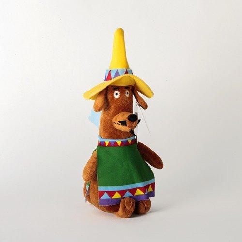 """Летающие звери: мягкая игрушка """"Пес Хосе"""""""