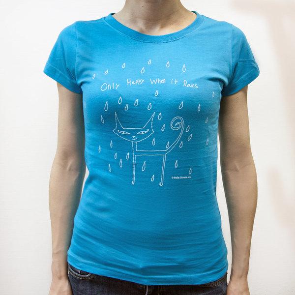 Женская футболка GARBAGE от концертного агентства TCI